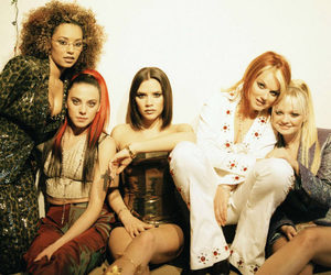 90's, spice girls, and 90s image