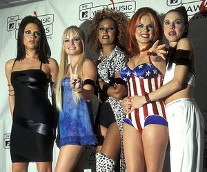 90's, spice girls, and ブロンド image