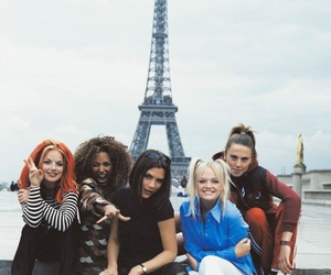 spice girls, paris, and music image