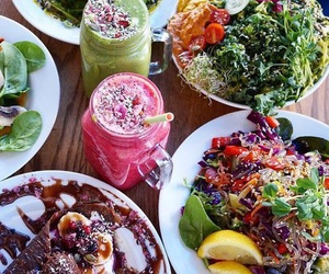 delicious, fitness, and healthy image