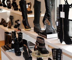 fashion, girl, and heals image