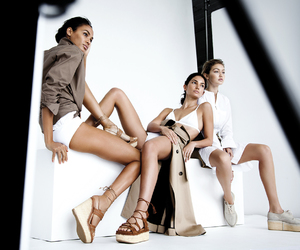 fashion, lily aldrige, and models image