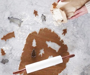 baking, cakes, and gingerbread image