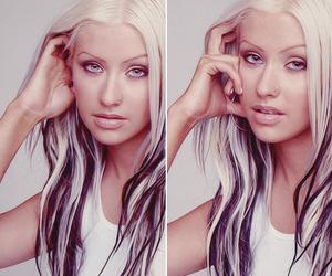 beautiful, christina aguilera, and xtina image
