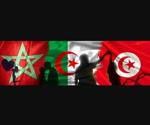 maroc, maghreb united, and algerie image