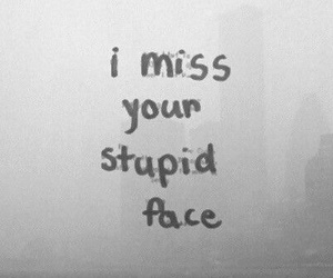 stupid, miss, and face image