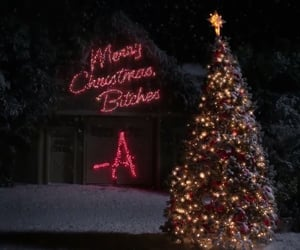christmas, prettylittleliars, and -a image