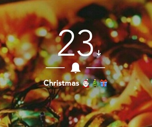 23, christmas, and countdown image