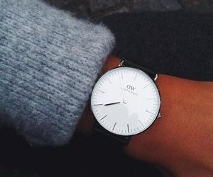 clock, albanian, and grey image