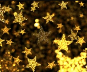 gold, pretty, and sparkly image