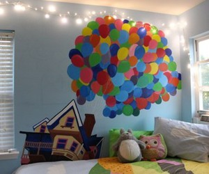 decoration, home, and kids room image