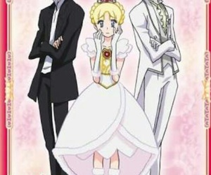 keith, ashita no nadja, and francis image