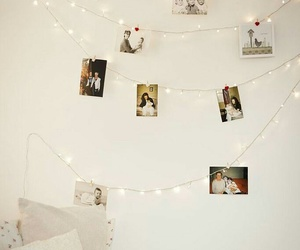 light, bedroom, and photo image