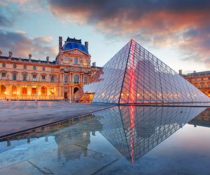 fashion, louvre, and lovely image