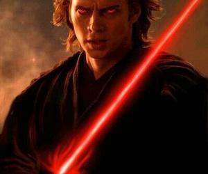 Anakin Skywalker, hayden christensen, and star wars image