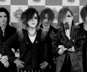 the gazette, 葵, and ルキ image