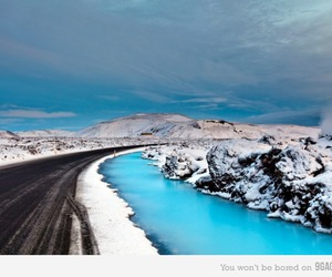 iceland blue lagoon image