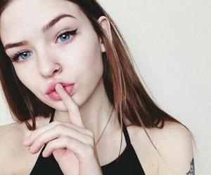 girl, tumblr, and beautiful image