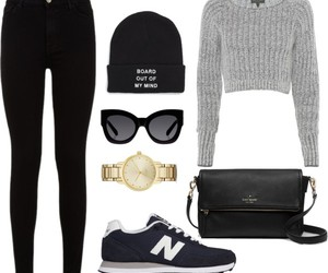 basics, black, and fashionista image