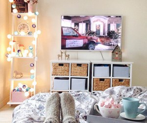 cute, girly, and room image