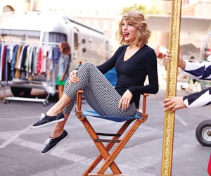 Taylor Swift, taylor, and keds image