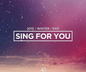 exo, sing for you, and kpop image