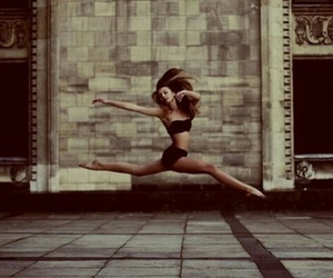 jump, dance, and dancer image