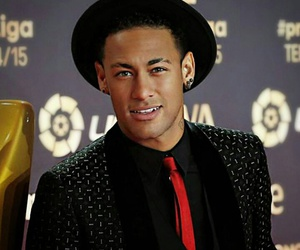 fcb, neymar, and neymar jr image