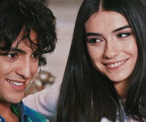 couple, mert, and medcezir image