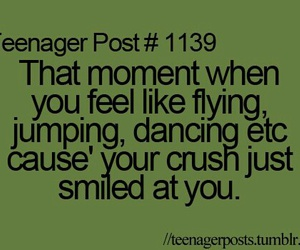 crush, dancing, and smile image