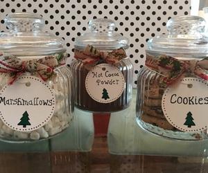christmas, Cookies, and dye image