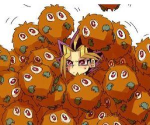 anime, yugioh, and kuribo image