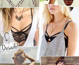 bra, diy, and fashion image