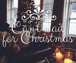 christmas, quotes, and we love it image
