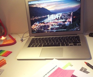 apple, candle, and college image