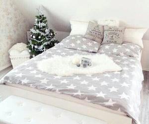 christmas, bedroom, and room image