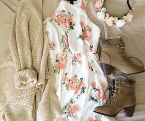 coat, fashion, and fashion girl image