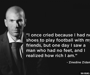 quote, football, and rich image