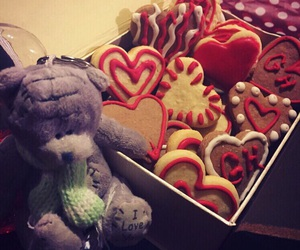 Cookies, forever, and hearts image