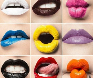 lips and lipstick image
