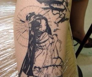 geisha and geisha tattoo image