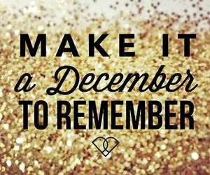 december, fitness, and quotes image