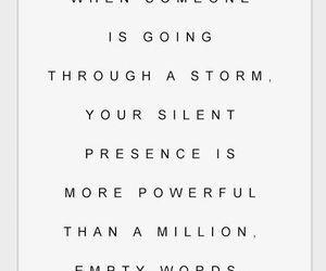 quote, words, and storm image