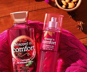 bath and body works, candle, and cosy image