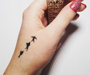 bird, fashion, and glitter image