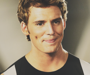 finnick odair, catching fire, and sam claflin image