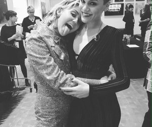 miley cyrus and jessie j image