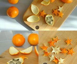 diy, orange, and christmas image