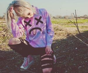 hoodie and tie dye image