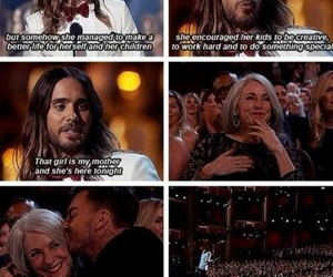 jared leto, oscar, and shannon leto image